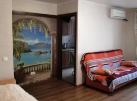 Квартира однокомнотная хорошая уютная, self catering accommodation in Korolëv