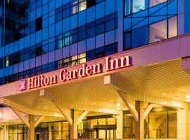 Hilton Garden Inn Красноярск, отель Hilton в Красноярске