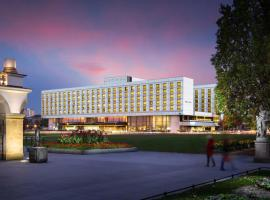 Sofitel Warsaw Victoria, hotel in Warsaw