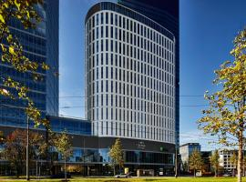 Crowne Plaza - Warsaw - The HUB, hotel in Warsaw