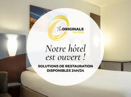 The Originals Access, Hôtel Bourges Gare, отель в Бурже