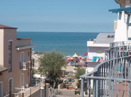 Residence Mediterraneo, residence a Rimini