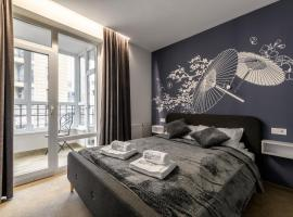 City Aparts Kulisha Str, апартаменти y Львові