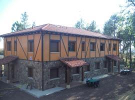 El Rincón de los Riveros, hotel en El Raso