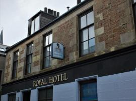 The Royal Hotel, hotel in Stromness