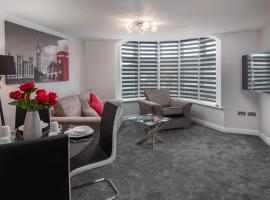 New Luxury Apt 1 FREE Parking Special Deals, hotel near Blackpool Pleasure Beach, Blackpool