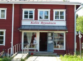 Kolin Ryynänen, hotel near Koli National Park, Kolinkylä