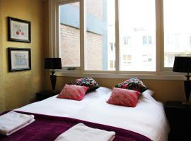House of Freddy, hotel near Skinny bridge, Amsterdam