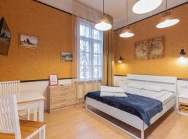 Aquamarine Hotel, hotel en Tallin