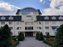 Dom Pielgrzyma ARKA, hotel in Licheń Stary