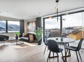 BJØRVIKA APARTMENTS, Vervet, Tromsø City Center, leilighet i Tromsø