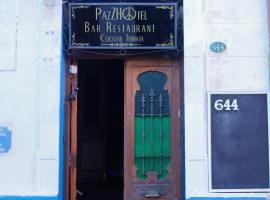PazZHotel, hotel in Valparaíso