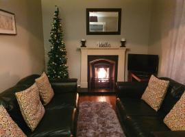 Jack's Place, holiday home in Stranorlar