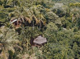 Jungle Lodge, guest house in Abraão