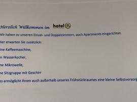 Hotel U. + Apartments, hotel near Forum City Mülheim, Mülheim an der Ruhr