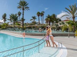Dunagolf Suites, golfhotel in Maspalomas
