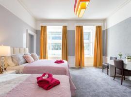 Stunning 2-Bed Apartment in Central Edinburgh, apartment in Edinburgh
