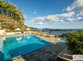 Adrakos Apartments (Adults Only), hotel with pools in Elounda