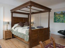 Remarkable 4-Bed House in Ashburton, hotel in Newton Abbot