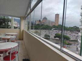 Pousada Bella Vista, hotel perto de Estação de Ônibus, Aparecida