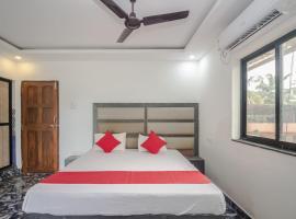 Cabana beach walk holidays, spa hotel in Calangute