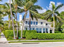 Villa Dolce Vita - 4bd-4ba - Private Pool-Parking, vacation rental in West Palm Beach