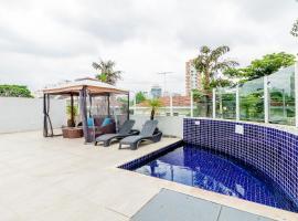 VivApp Rock CGH Suites, hotel in São Paulo