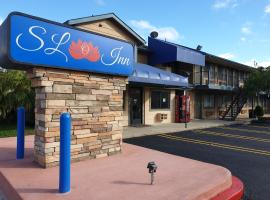 DOWNTOWN SLO INN - SAN LUIS OBISPO, motel in San Luis Obispo