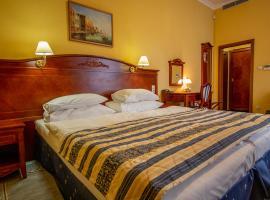 Hotel Giovanni Giacomo, отель в Теплице