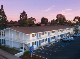 Motel 6-Goleta, CA - Santa Barbara, motel in Santa Barbara