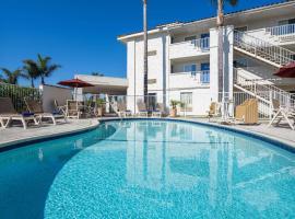 Motel 6-Ventura, CA - South, hotel with pools in Ventura