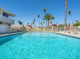 Motel 6-Ventura, CA - Beach, hotel with pools in Ventura