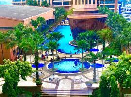 Eastern Suites @ Times Square KL, hotel di Kuala Lumpur