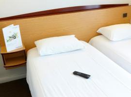 Campanile Paris Ouest - Boulogne, hotel in Boulogne-Billancourt