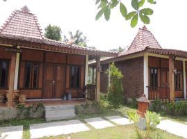 Balkondes Karanganyar Pottery Academy, hotel dekat Candi Borobudur, Magelang