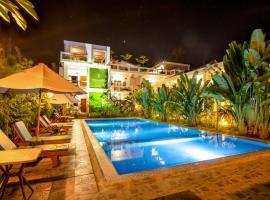 Diva Lombok Resort, guest house in Senggigi