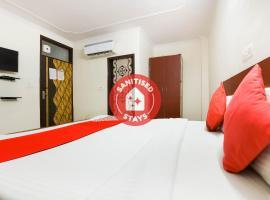 OYO DEL2866 Sagar Inn, hotel near Nizamuddin Dargah, New Delhi