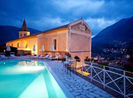 La Locanda Delle Donne Monache, hotel a Maratea