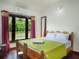 Shivaganga house boat, hotel in Alleppey