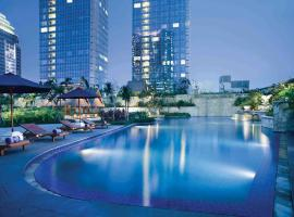 The Ritz-Carlton Hotel Jakarta Pacific Place, hotel near Jakarta Convention Centre, Jakarta