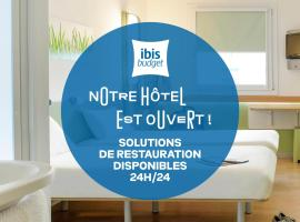 ibis budget Bourges, hotel in Bourges