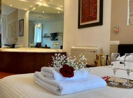 Le Suite Sul Corso, hotel with jacuzzis in Cagliari