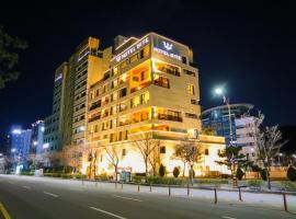 Suncheon Hotel Gite, hotel in Suncheon