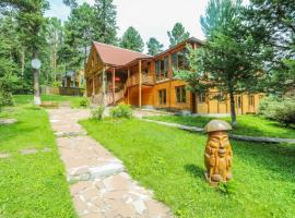 Hotel Nataly, hotel near Ski lift by Baikal lake, Listvyanka