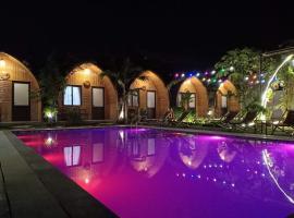 Tam Coc Village Bungalow, accommodation in Ninh Binh