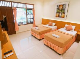 Sari Bali Cottage, guest house in Kuta