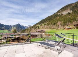 Luxury Alpine Apartment, hotel in Chateau-d'Oex
