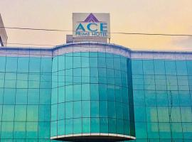 Ace Prime Hotel, hotel in Greater Noida