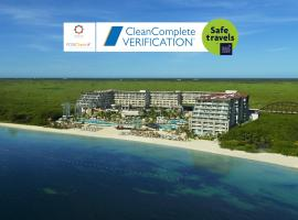 Dreams Natura Resort & Spa - All Inclusive, poilsio kompleksas mieste Puerto Morelos