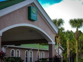Quality Inn Conference Center at Citrus Hills, hotel in Hernando